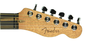 Fender American Acoustasonic Telecaster in Natural US193231