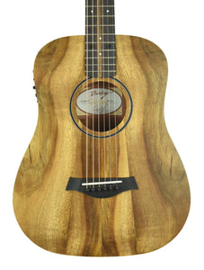 Taylor Guitars BTe-Koa Baby Taylor | The Music Gallery | Front Close