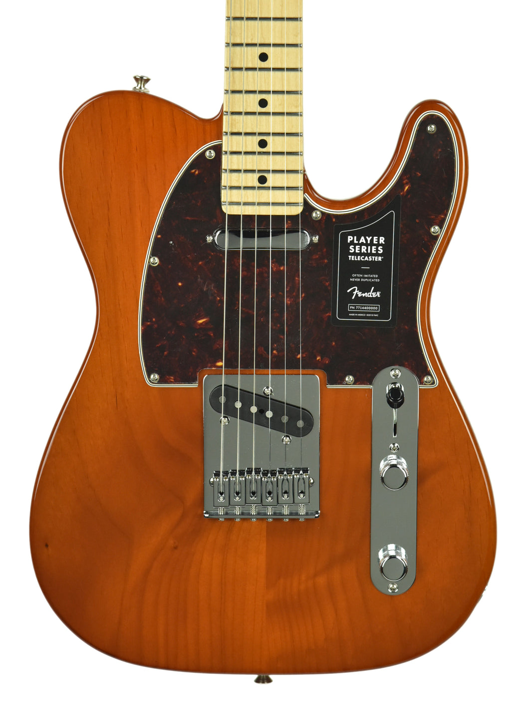 Fender Limited Edition Players Telecaster | The Music Gallery | Front Close