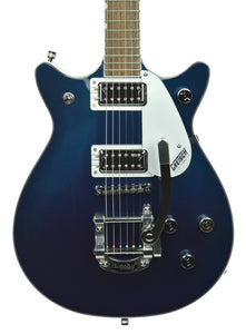 Gretsch Guitars G5232T Electromatic Double Jet Midnight Sapphire CYG19091952 - The Music Gallery
