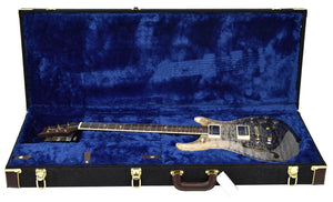 PRS Wood Library McCarty 594 Semi Hollow in Grey Black Fade | Case Open
