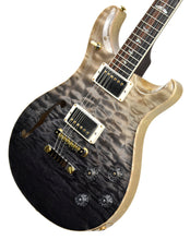 PRS Wood Library McCarty 594 Semi Hollow in Grey Black Fade | Front Right