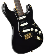 Fender® FSR Traditional Midnight Black Out Stratocaster JD18008375 - The Music Gallery