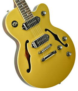 Used 2016 Epiphone Wildkat Limited Edition Gold Top w/ Hardshell Case