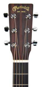 Martin DRS2 Acoustic Guitar | Headstock Front