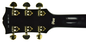 Gibson Custom Les Paul Custom in Ebony w/ Ebony Fingerboard CS901519
