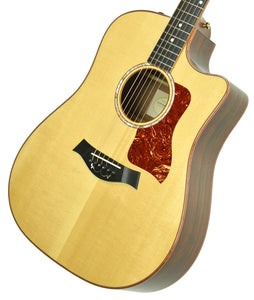 Used Taylor Custom DN Brazilian Rosewood in Natural 20090413113 - The Music Gallery