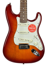 Squier® Standard Stratocaster in Cherry Sunburst CY180601320 - The Music Gallery