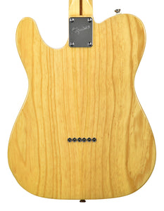 Squier® Vintage Modified Thinline Telecaster in Natural | Back