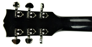 Gibson Guitars Les Paul Classic in Ebony 132290046 - The Music Gallery