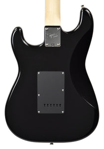 Squier Affinity Series™ Stratocaster® HSS in Montego Black Metallic CY180801651 - The Music Gallery