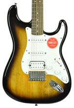 Squier® Bullet Stratocaster Hardtail HSS in Brown Sunburst ICS18131499
