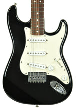 Used Fender Stratocaster Jr. in Black MZ3205490 - The Music Gallery