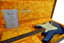 Fender Custom Shop 1963 Journeyman Stratocaster in Aqua Marine Metallic | Certificate