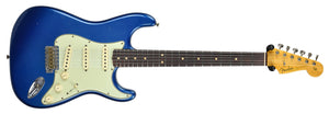 Fender Custom Shop 1963 Journeyman Stratocaster in Aqua Marine Metallic | Front Full