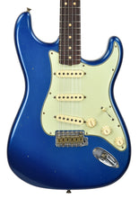 Fender Custom Shop 1963 Journeyman Stratocaster in Aqua Marine Metallic | Front