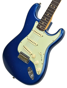 Fender Custom Shop 1963 Journeyman Stratocaster in Aqua Marine Metallic | Front Right