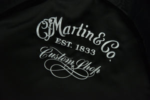 "Martin Custom Shop Embroidered ""D"" Hardshell Case"