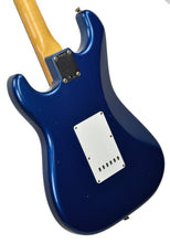 Fender Custom Shop 1963 Journeyman Stratocaster in Aqua Marine Metallic | Back Left