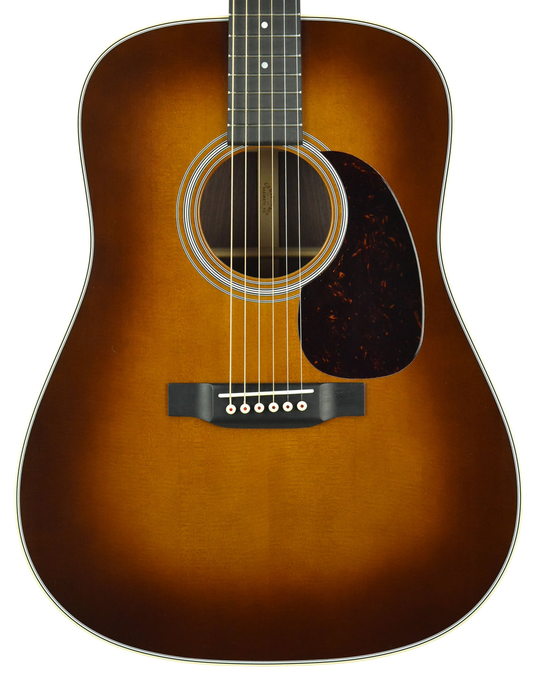 Used Martin D28 Acoustic Guitar in Ambertone 2176998 - The Music Gallery