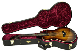 Taylor K22ce 12-fret AA T/B/S V-Class Acoustic Guitar in Shaded Edge Burst 1111119091 - The Music Gallery