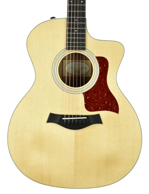 Taylor 214ce Acoustic Guitar | Front Small