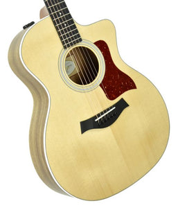 Taylor 214ce Acoustic Guitar | Left Front