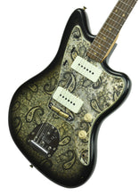 Fender Custom Shop 2019 LTD Jazzmaster in Black Paisley CZ545043