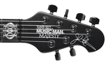 Used Music Man Ernie Ball Majesty in Stealth Black M11367