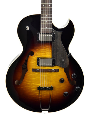 Heritage H-575 in Original Sunburst AI17422 Front Close
