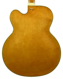 Epiphone Broadway Archtop Electric Guitar in Vintage Natural 19091506260 - The Music Gallery