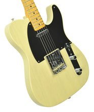 Fender 70th Anniversary Broadcaster in Blackguard Blonde V1975096