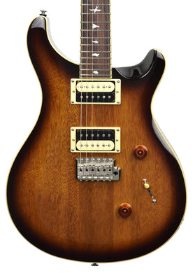 PRS SE Standard 24 ST4TS in Tobacco Sunburst CTIA12205 front close