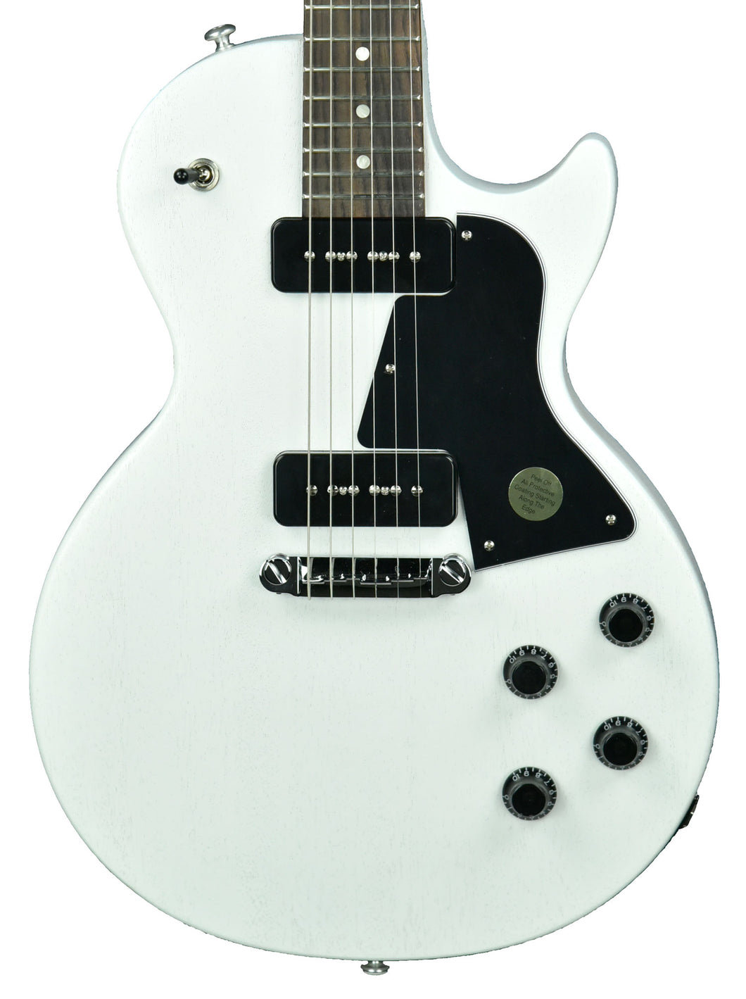 Gibson Les Paul Special Tribute P-90 in Worn White 202100174