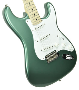 Fender Custom Shop Eric Clapton Stratocaster Masterbuilt by Todd Krause in Almond Green CZ545824 - The Music Gallery
