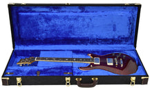 Used PRS Wood Library McCarty 594 in Blood Tiger 17241918 open case