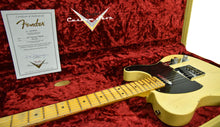 Fender Custom Shop 51 Nocaster Relic in Faded Nocaster Blonde R102766 - The Music Gallery