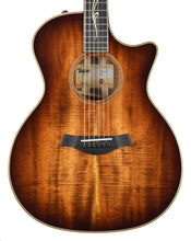 Taylor K24ce Acoustic Electric Guitar 1109298119 - The Music Gallery