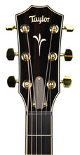 Taylor K24ce Acoustic Electric Guitar headstock front
