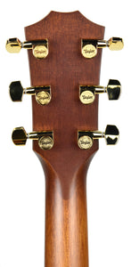 Taylor K24ce Acoustic Electric Guitar headstock back