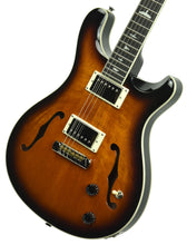 PRS SE Hollowbody Standard in McCarty Tobacco Burst C07258