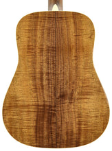 Martin Custom Shop D-18 12 String High Flame Koa 2251993