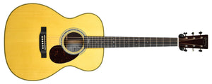 Martin OMJM Acoustic Guitar front far