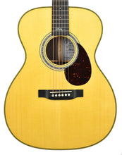 Martin OMJM Acoustic Guitar front close