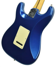 Fender American Ultra Stratocaster HSS in Cobra Blue US20008465 - The Music Gallery
