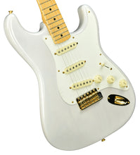 Fender 2019 Limited Edition American Original '50s Stratocaster in Mary Kaye White Blonde V213951