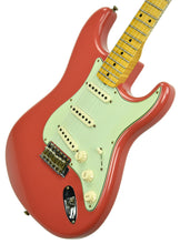 Fender Custom Shop 59 Special Stratocaster in Fiesta Red CZ548017 - The Music Gallery