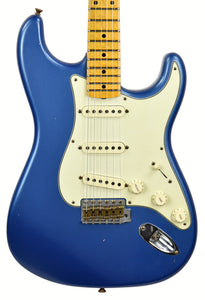 Fender Custom Shop 59 Special Stratocaster Journeyman Relic in Lake Placid Blue CZ549850