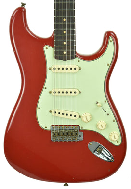 Fender Custom Shop 1963 Stratocaster Journeyman Relic in Seminole Red R105394