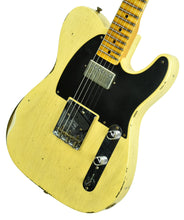 Fender Custom Shop 52 HS Telecaster Relic in Faded Nocaster Blonde R104323